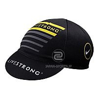 Livestrong2013リブストロング 通気性 吸水速乾性 メッシュキャップ