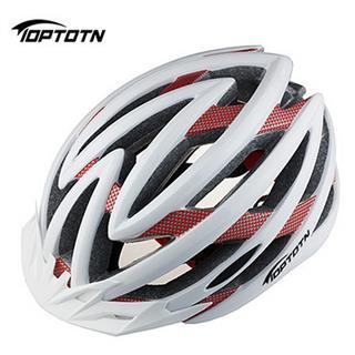 TOPTON V107 羽根のような軽さ 超軽量ヘルメット 4色選択可能