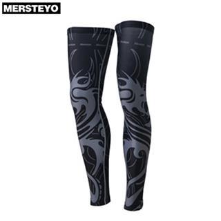 MERSTEYO サイクリングレッグウォーマー(龍りゅう)