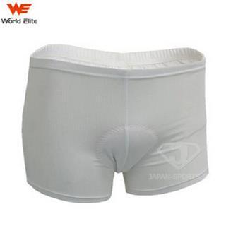 WE 3Dパッド付きインナーパンツ ホワイト
