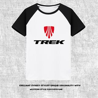 TREK プリント レーサー Tシャツ 7色