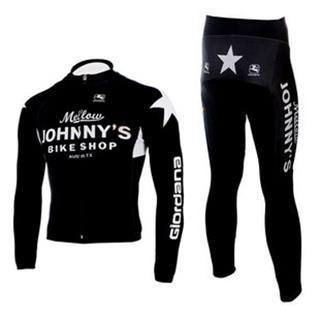 2010 JOHNNY′S ジャニーズ サイクル春秋向け長袖ジャージセット