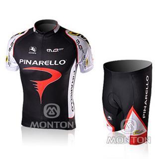 2010PINARELLO ピナレロ 半袖サイクルシャツ サイクルパンツ セット