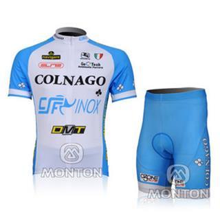 2010 COLNAGO コルナゴ 半袖サイクルジャージ サイクルパンツ セット