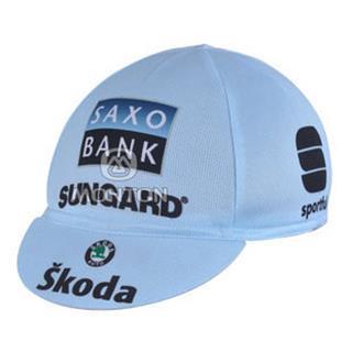 2011 SAXO BANK サイクルキャップ 夏に向け 汗止め