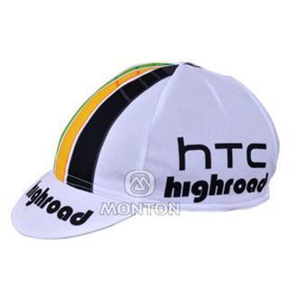 2011年 HTC highroad サイクルキャップ 汗止め メッシュ仕様