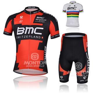 2種デザイン 2013年版 ビーエムシー チームレプリカジャージセット BMC UCI