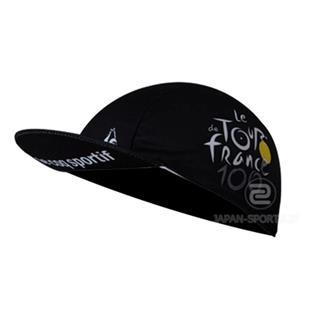 Tour de France2013 サイクルキャップ ブラック