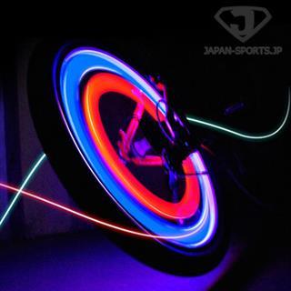自転車ライト スポークランプ