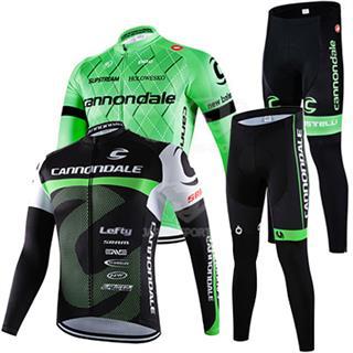 2016キャノンデール 自転車冬物服 肌面の起毛加工 cannondale