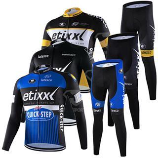 クイックステップ ロードバイク冬物服 2016年quickstep etixx
