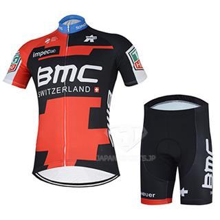 2018 BMC ショートスリーブジャージ パンツ