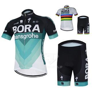 2018 BORA hansgroheチーム レプリカ 自転車ロードレースウェア