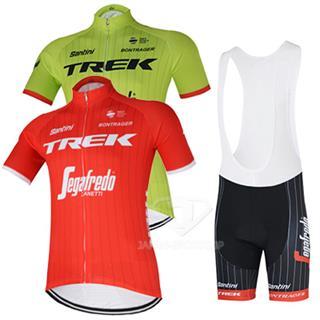 2018 トレック ウェア サイクリング 夏用 半袖 2色