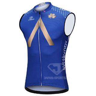 2018年版レプリカ 3T AQUABLUE アクア ブルースポーツ 袖なしシャツ
