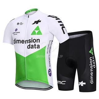 2019 Dimension data サイクリングパンツ 自転車 ユニフォーム