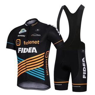 2019 FIDEA 自転車 レプリカ ジャージ サイクリングウェア 吸湿速乾